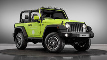 Jeep at 2016 Paris Motor Show