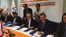 Signature Groupe PSA SAIPA