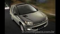 Série especial: Peugeot 206 SW Moonlight chega custando R$ 48.650