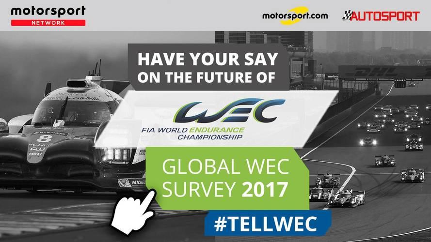El WEC FIA World desvela los resultados de la Encuesta Global de Aficionados