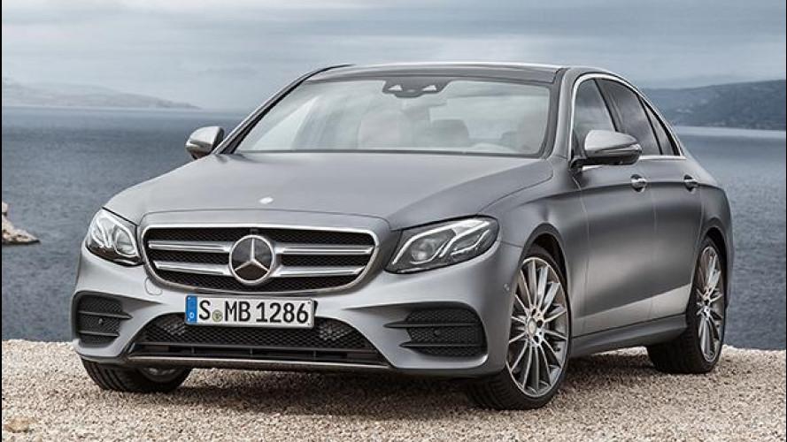 Mercedes Classe E, oltre quota 50.000 (euro)