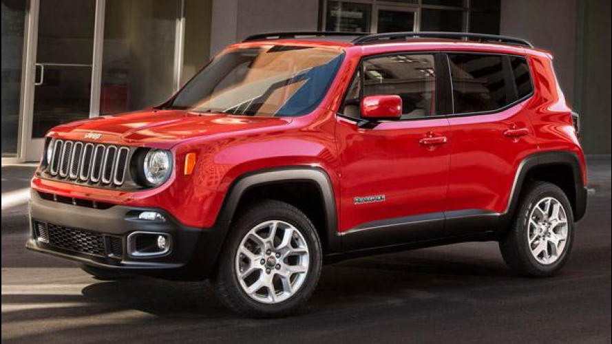 Jeep Renegade: SUV compatta e Made in Italy