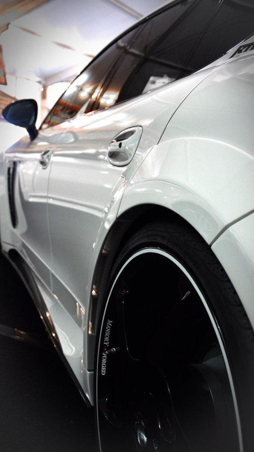 Mansory Porsche Panamera done by RTW Motoring [video]