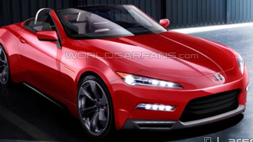 Honda S2000 successor to be a mid-engine hybrid