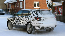 Saab 9-4X spy photo