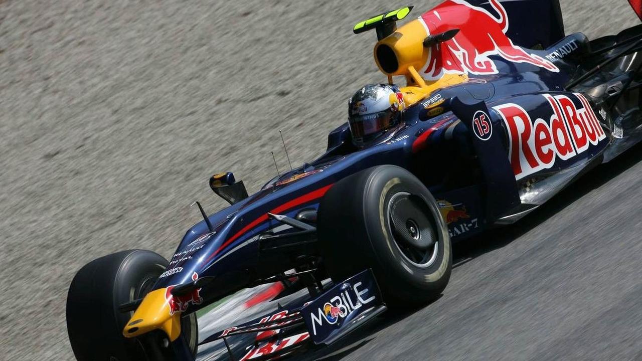 Sebastian Vettel (GER), Red Bull Racing - Formula 1 World Championship, Rd 13, Italian Grand Prix