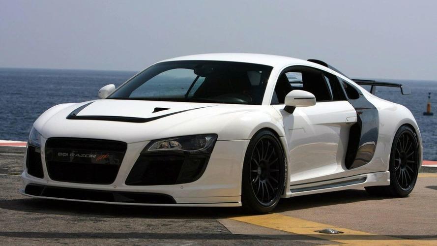 Production Ready Audi R8 based PPI Razor GTR Unveiled