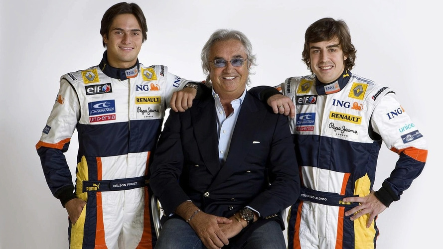 Renault keep Alonso and Piquet for 2009
