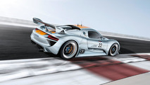 Porsche planing a new supercar - report
