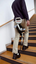 Honda Unveils Experimental Walking Assist Device With Bodyweight Support System