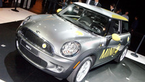 All Electic Mini E at 2008 Los Angeles Motor Show