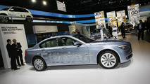 BMW ActiveHybrid 7-Series World Debut at 2009 Frankfurt Motor Show