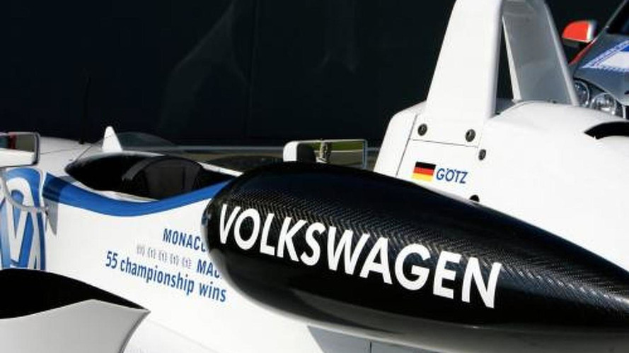 VW may enter F1 with Audi or Porsche branding