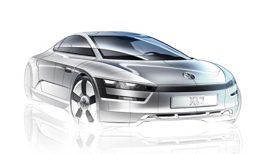 Volkswagen EV concept headed to Frankfurt