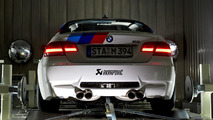 BMW Akrapovic The Chase 04.05.2011