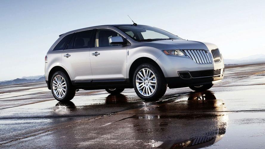 2011 Lincoln MKX Major Facelift Revealed in Detroit