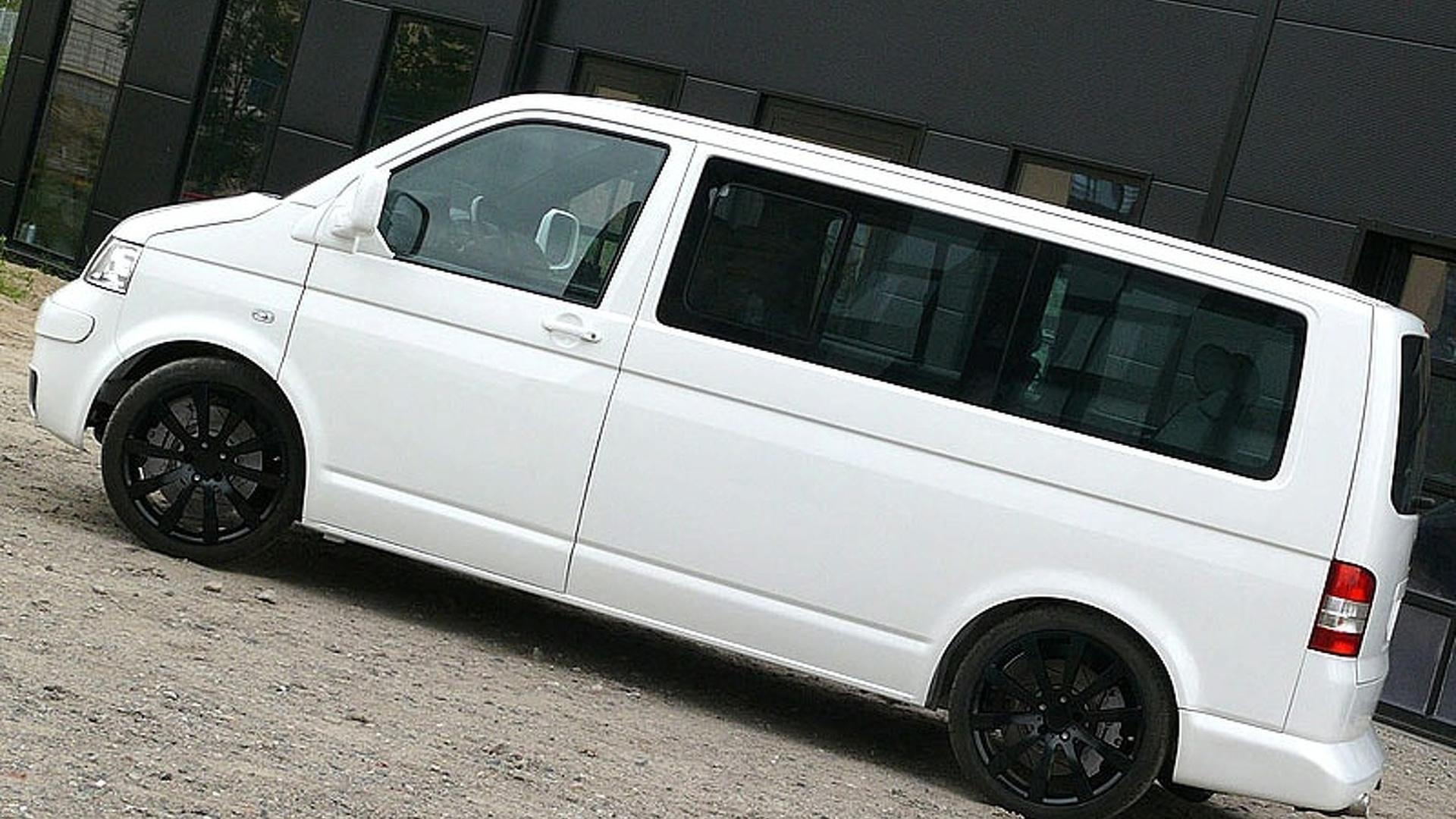 volkswagen t5 van with 558ps porsche 996 engine by th auto. Black Bedroom Furniture Sets. Home Design Ideas