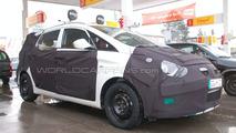 Hyundai HED-5 i-Mode CUV spy photos - 12.02.2010