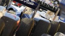 Worn Tyres, Bahrain Grand Prix, 14.03.2010 Sakhir, Bahrain, 14.03.2010 Sakhir, Bahrain