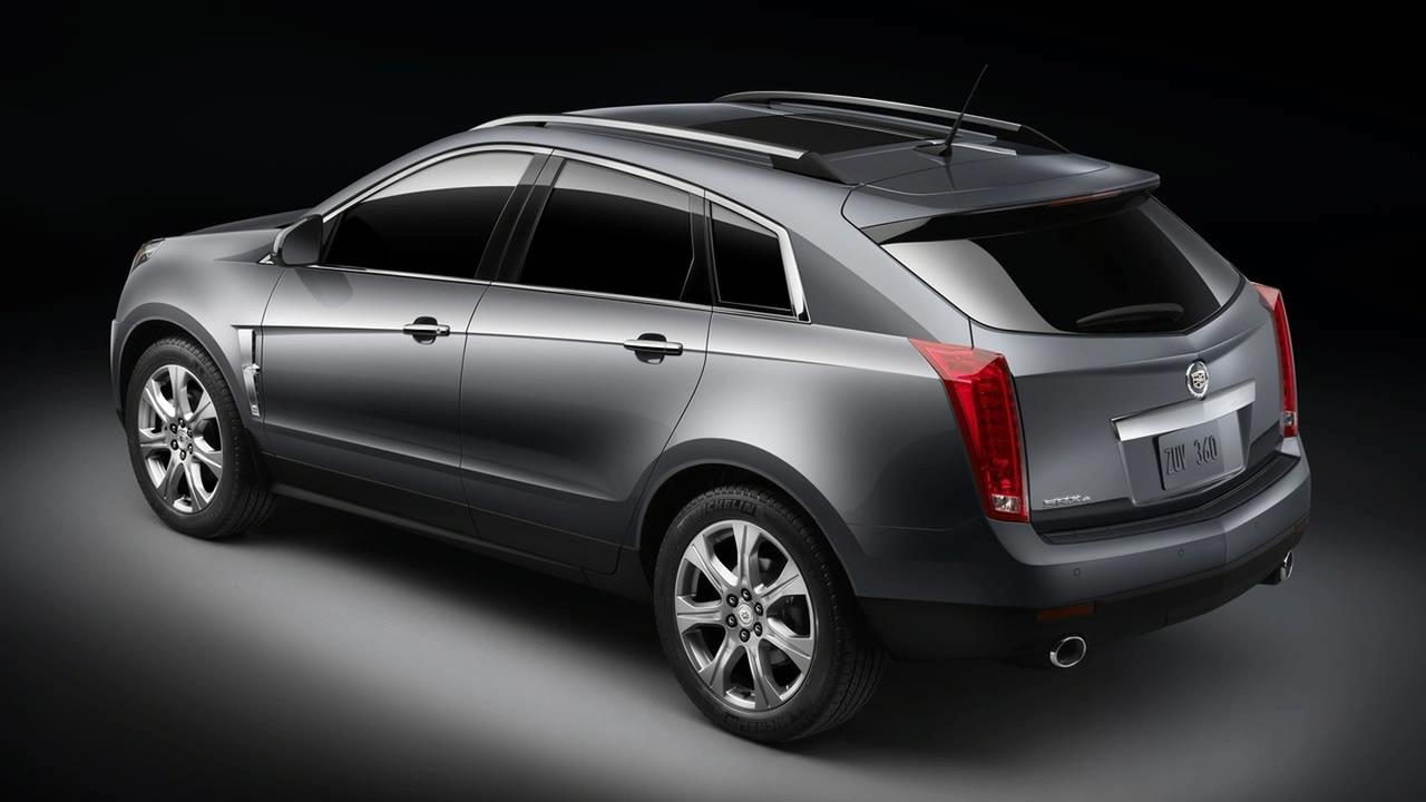 2010 Cadillac SRX Crossover