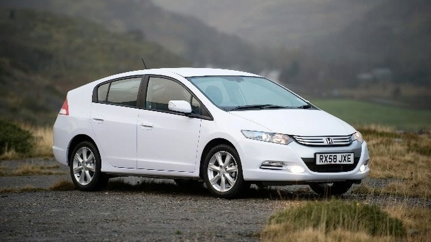 Euro-Spec Honda Insight Hybrid Images Leaked