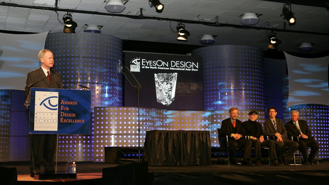 Eyes On Design Honors - NAIAS 2009