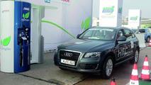 Audi Q5 Hybrid Fuel Cell technical study 23.05.2011