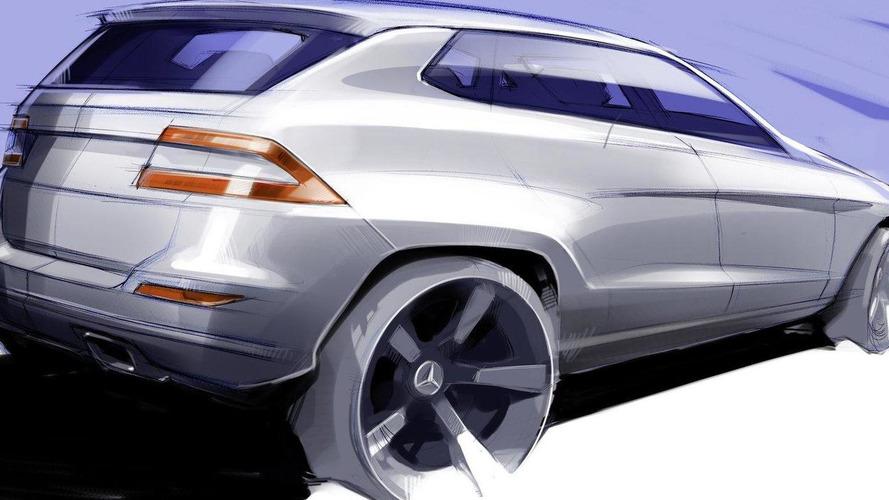 Mercedes-Benz confirms BMW X6 competitor - report