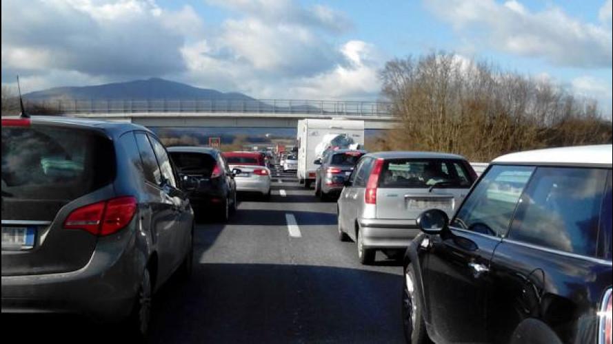Pedaggi autostradali, tutti i rincari 2015