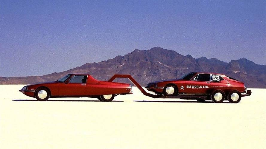 El Citroën SM más rápido, expuesto en Estados Unidos