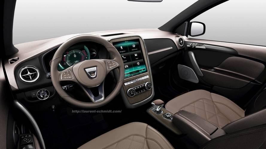 Çılgın fikir: Mercedes parçalı Dacia Logan!