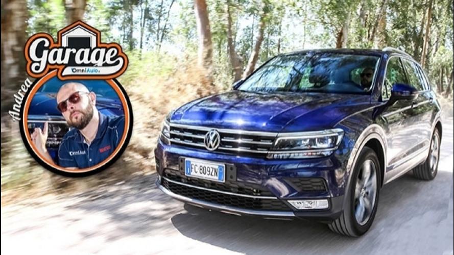 Volkswagen Tiguan, non va mai in difficoltà [VIDEO]