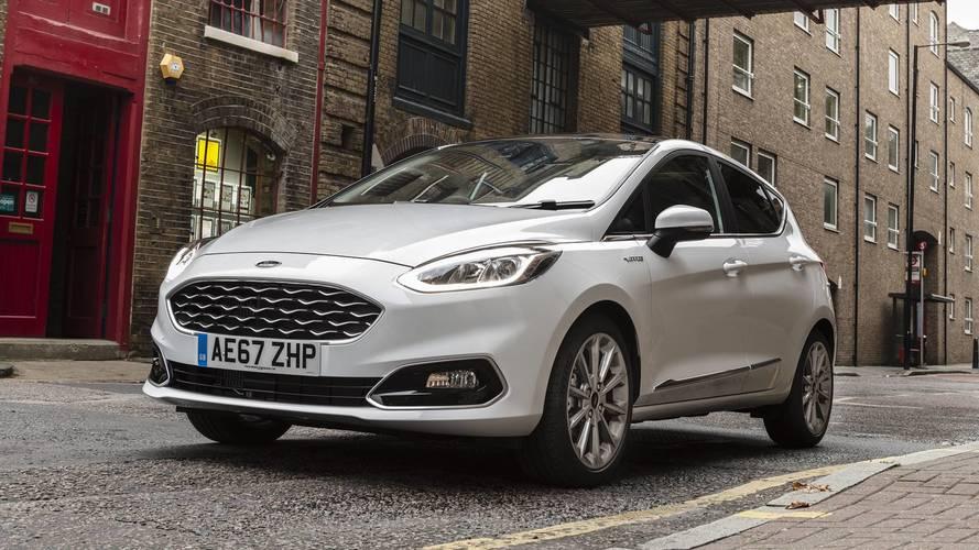 Ford Fiesta UK