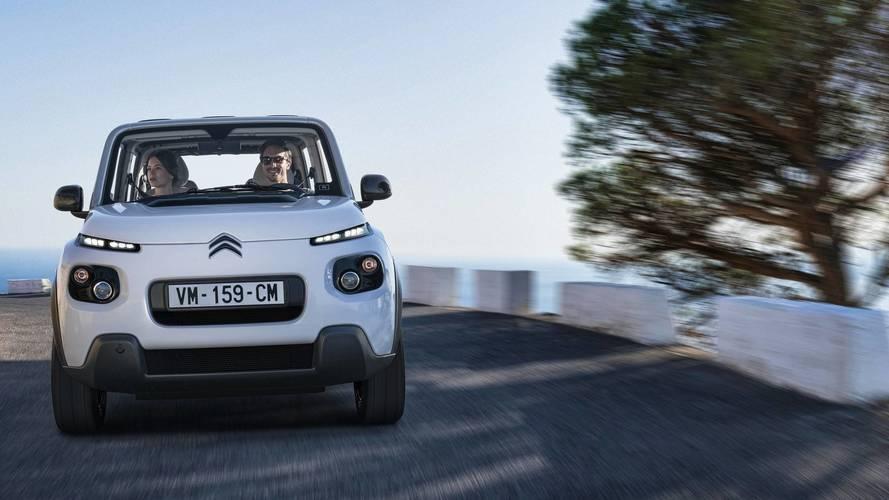 Citroën lancera un nouveau modèle électrique en 2020