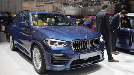 Alpina XD3 2018, lo más parecido que verás a un BMW X3 M turbodiésel