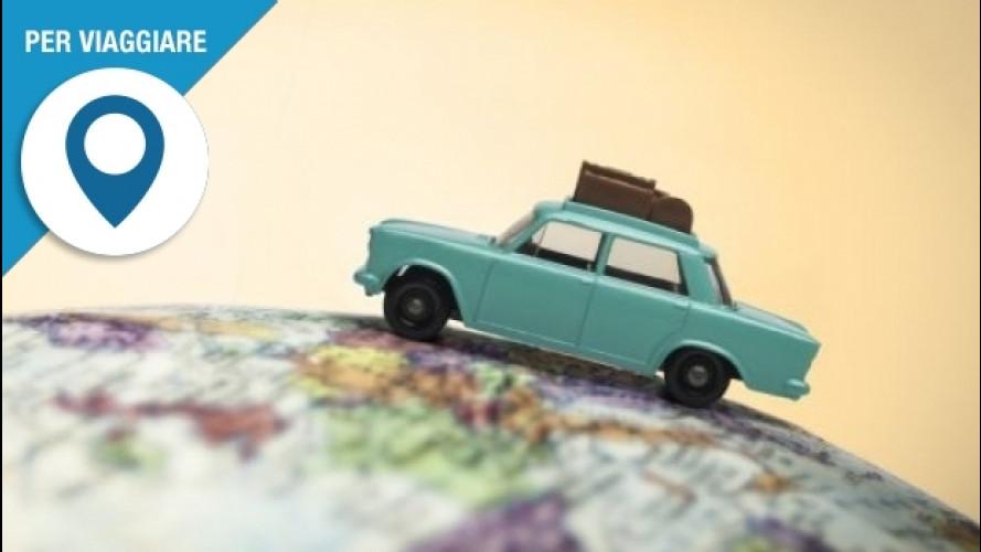 In auto nei Paesi baltici, la mini guida anti-multa