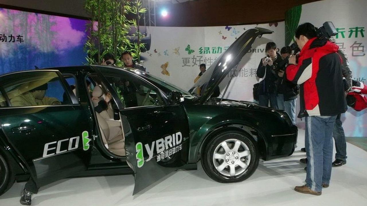 Buick LaCrosse Eco-Hybrid