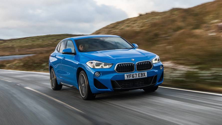 2018 BMW X2 review: Practical and posh but pricey