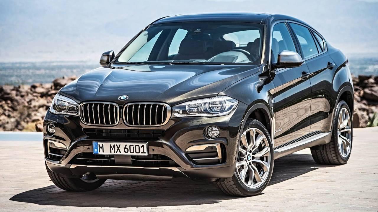 4 - BMW X6