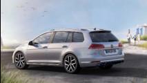 Volkswagen Golf restyling, le foto sfuggite 009