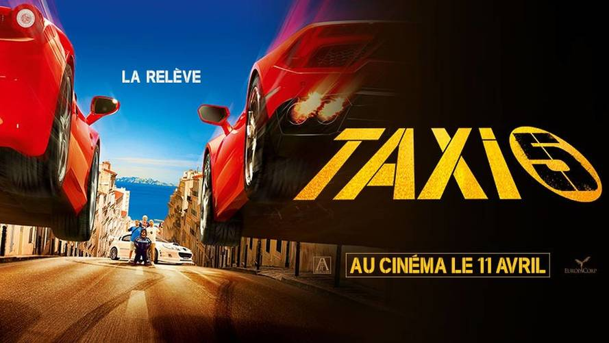 taxi 5 et maintenant la bande annonce officielle. Black Bedroom Furniture Sets. Home Design Ideas