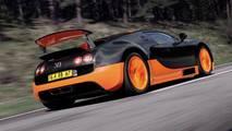 Bugatti Veyron Super Sport - 268mph