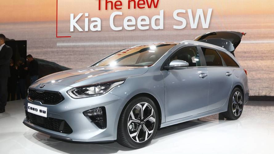 2018 Kia Ceed Sportswagon Arrives In Geneva With Massive Trunk