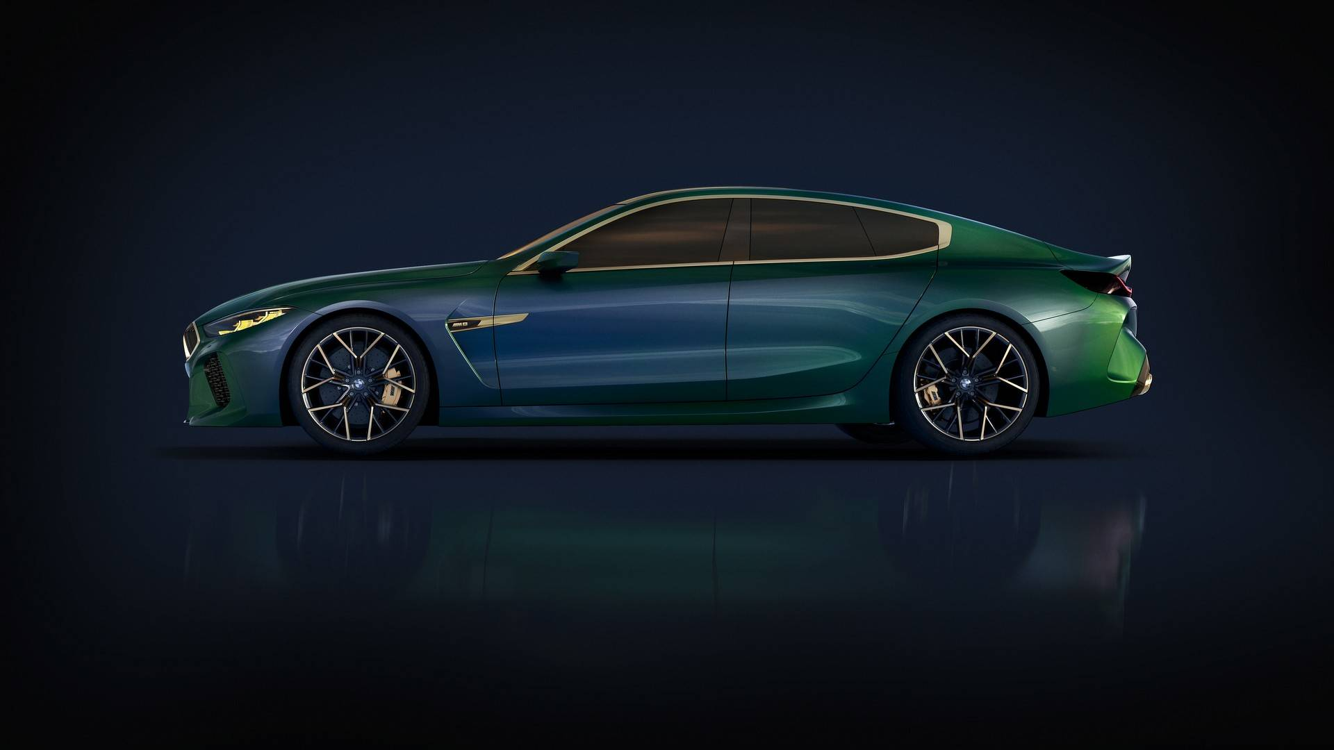 Vwvortex Com Bmw Concept M8 Gran Coupe Unveiled In