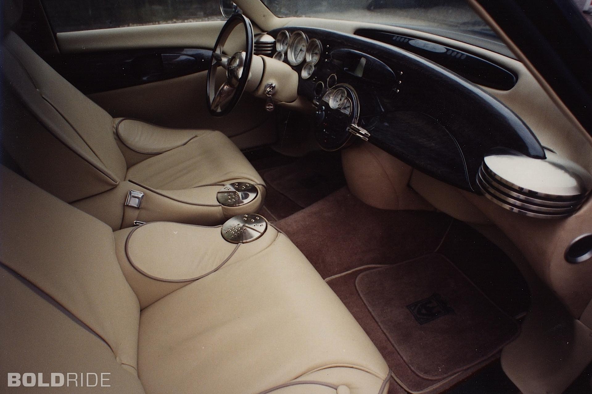 Aston Martin Lagonda Vignale Concept