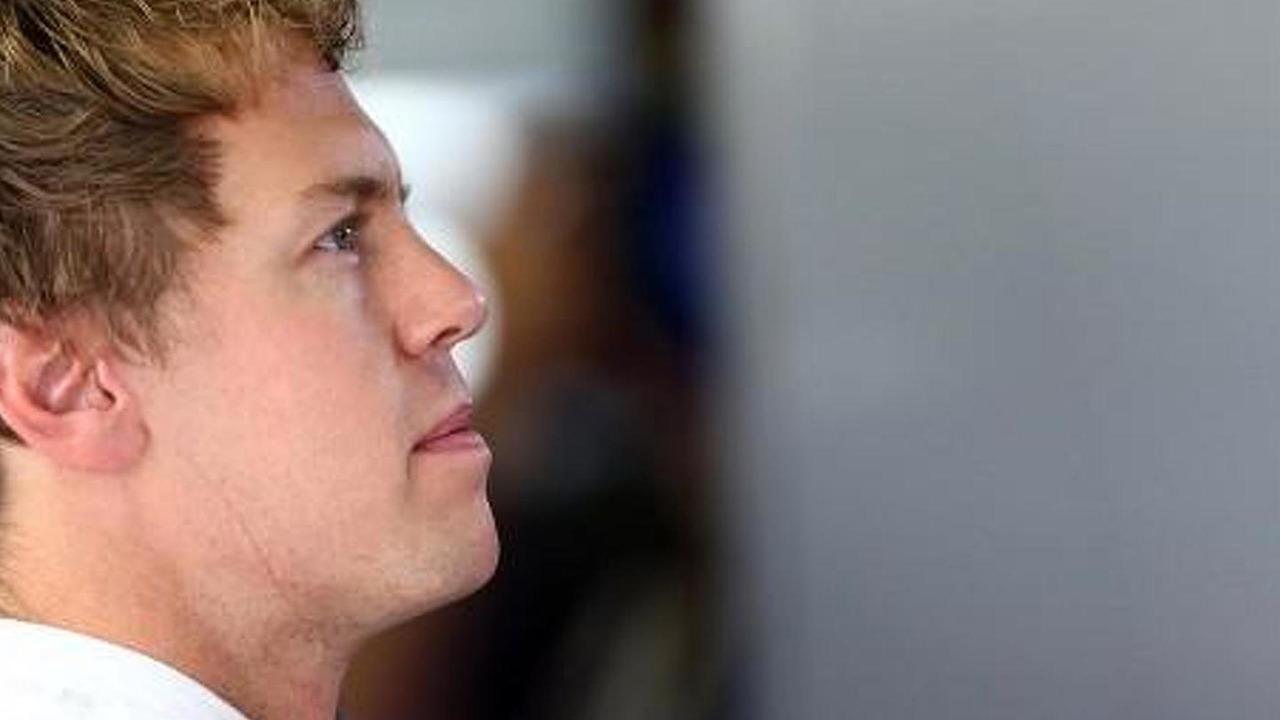 Sebastian Vettel / formula1.ferrari.com