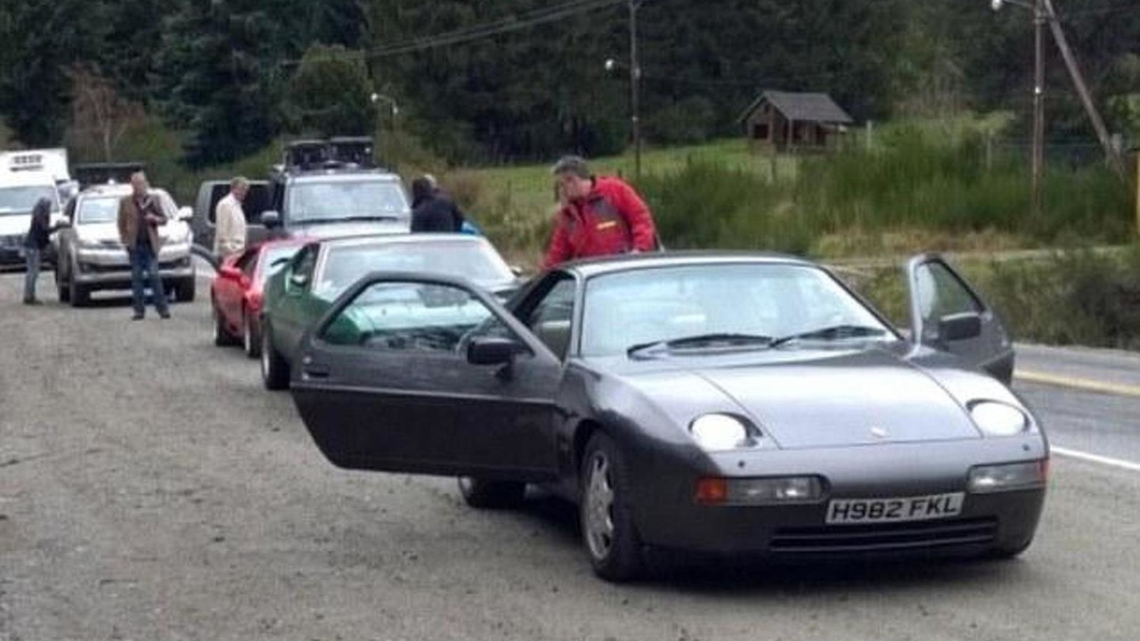 Top Gear Christmas special cars