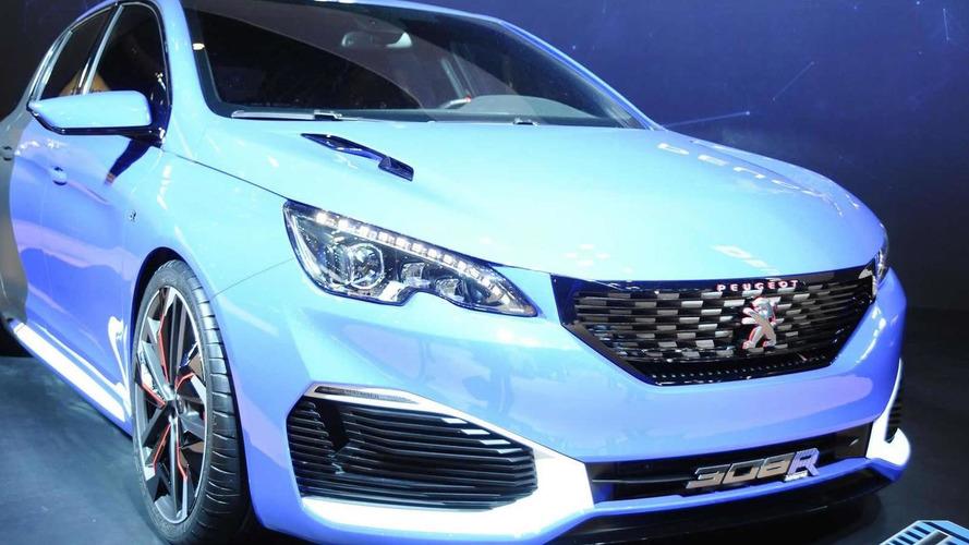 Peugeot 308 R, RCZ R'ın boşluğunu dolduracak