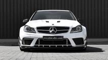 Mercedes-Benz C63 AMG by mcchip-dkr