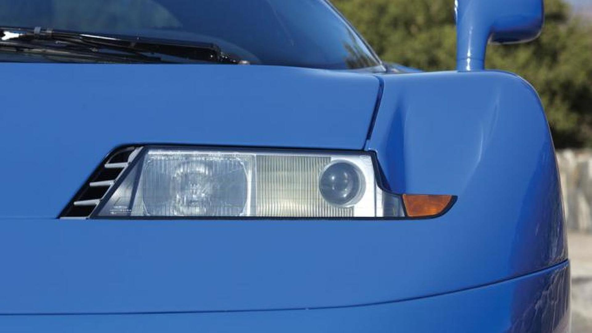 Фары Bugatti EB110 GT